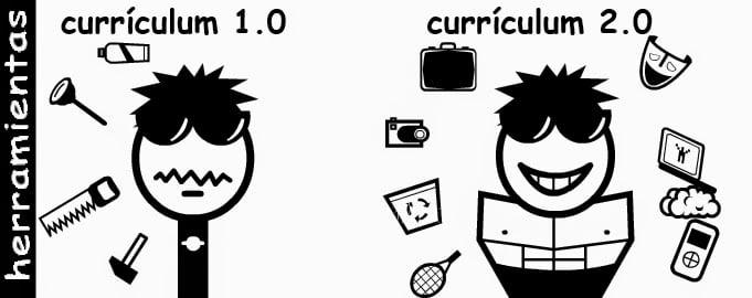 CURRÍCULUM 2.0: ADAPTARSE AL MEDIO